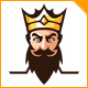 Strict King Logo - GraphicRiver Item for Sale