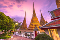 Wat Pho Temple in Bangkok, Thailand. - PhotoDune Item for Sale