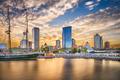 Milwaukee, Wisconsin, USA downtown city skyline on Lake Michigan - PhotoDune Item for Sale