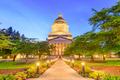 Olympia, Washington, USA state capitol building - PhotoDune Item for Sale