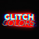 Glitch Colors Logo - VideoHive Item for Sale