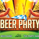 Beer Party - GraphicRiver Item for Sale