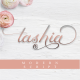 Tashia - GraphicRiver Item for Sale