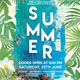 Summer Poster - GraphicRiver Item for Sale