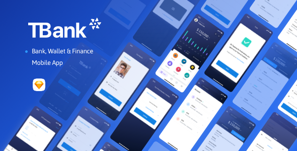TBank | Bank, Wallet & Finance Mobile App