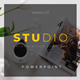 Studio Multipurpose PowerPoint Template - GraphicRiver Item for Sale