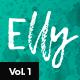 Elly Instagram Designs Vol.1 - GraphicRiver Item for Sale