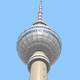 Berlin TV Tower Fernsehturm - 3DOcean Item for Sale