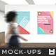 Exhibition Poster and Painting Mock-Ups - GraphicRiver Item for Sale
