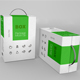 Package Box Mockup - GraphicRiver Item for Sale