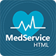 MedServices - Medical Hospital Health Clinic HTML Template - ThemeForest Item for Sale