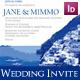 Mediterranean Wedding Invitation and Suite - GraphicRiver Item for Sale