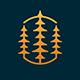 Three Trees Logo Design - GraphicRiver Item for Sale