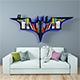BATMAN bookshelf - 3DOcean Item for Sale