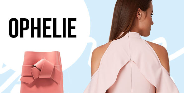 Ophelie - WooCommerce Theme for Fashion Shops, Stores and Brands