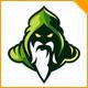 Warlock Logo - GraphicRiver Item for Sale