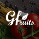 GFruits – Food eCommerce Shopify Theme - ThemeForest Item for Sale