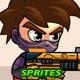 NinjaBoy 2D Game Sprites - GraphicRiver Item for Sale