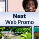 Neat Animated Website Promo - VideoHive Item for Sale
