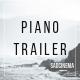Piano Trailer