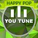 Happy Summer Energetic Dance Pop