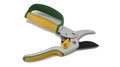 Pruner with ratcher mechanism. Isolated on a white background with shadow. - PhotoDune Item for Sale