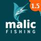 Malic - Fishing & Hunting Club Joomla Template - ThemeForest Item for Sale