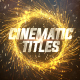 Cinematic Trailer Titles - VideoHive Item for Sale