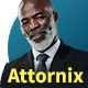 Attornix - Lawyer WordPress Theme - ThemeForest Item for Sale
