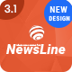 Newsline - Responsive Magazine Joomla Template - ThemeForest Item for Sale
