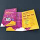 Social Media Marketing Bifold Brochure - GraphicRiver Item for Sale