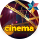 Cinema Logo Opening - VideoHive Item for Sale