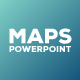 Maps Powerpoint Animated Templates - GraphicRiver Item for Sale