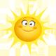Sunny Mood Hot Day