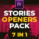 Stories Openers Pack - VideoHive Item for Sale