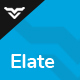 Elate | Financial Consulting WordPress Theme - ThemeForest Item for Sale