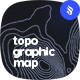 Topographic Elevation Maps Photoshop Brushes - GraphicRiver Item for Sale