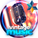 Vintage Music Intro - VideoHive Item for Sale