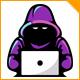 X Hacker Logo - GraphicRiver Item for Sale