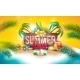 Vector Summer Time Holiday Illustration - GraphicRiver Item for Sale