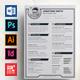 CV Template - GraphicRiver Item for Sale