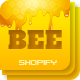 BleBee | Shopify theme for Honey Shop - ThemeForest Item for Sale