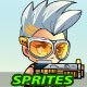 Jeeya 2D Game Sprites - GraphicRiver Item for Sale