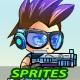 Jairo 2D Game Sprites - GraphicRiver Item for Sale