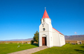 Rural Church in Iceland - PhotoDune Item for Sale