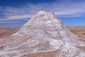 Very Colorful Butte in the Painted Desert - PhotoDune Item for Sale