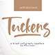 Tuckers Brush Font - GraphicRiver Item for Sale