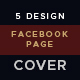 Food Facebook Page Cover - GraphicRiver Item for Sale