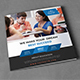 Education Square Trifold Prospectus Brochure - GraphicRiver Item for Sale