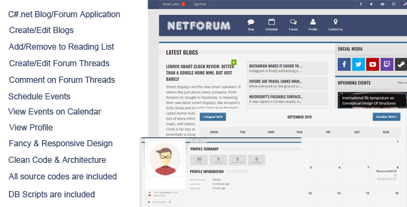 Forum Script Plugins, Code & Scripts from CodeCanyon